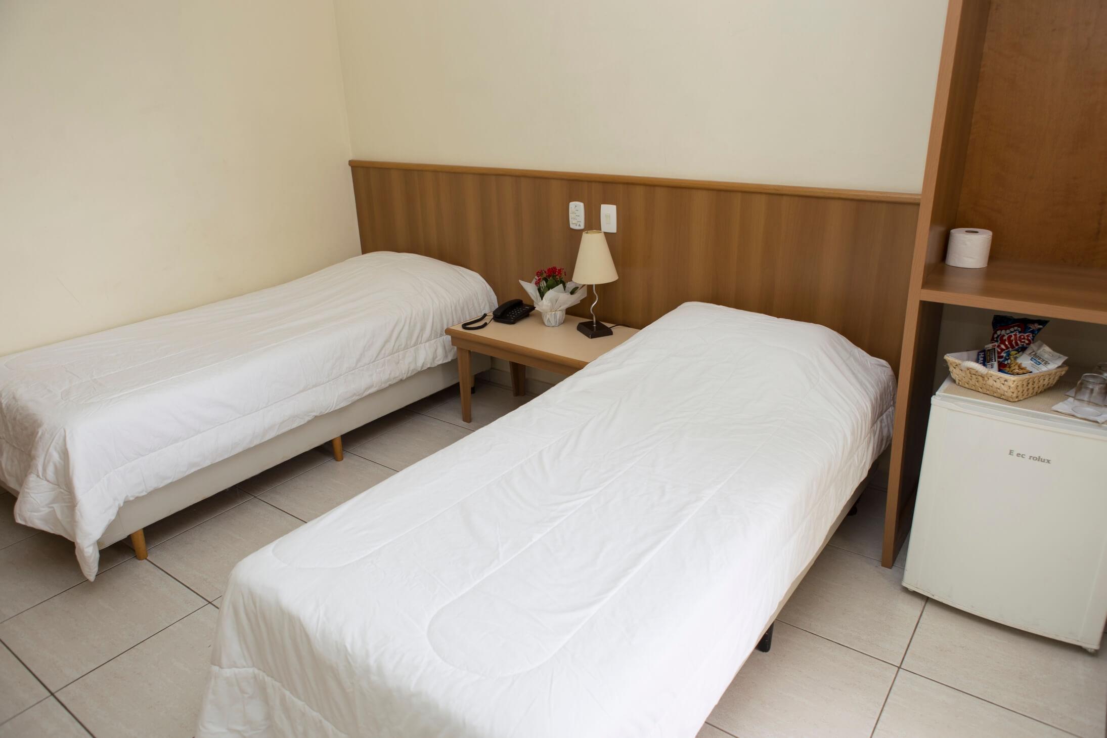 Hotel Ouro Lavras - Quarto Standard