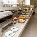 Hotel Ouro Lavras - Café da manhã