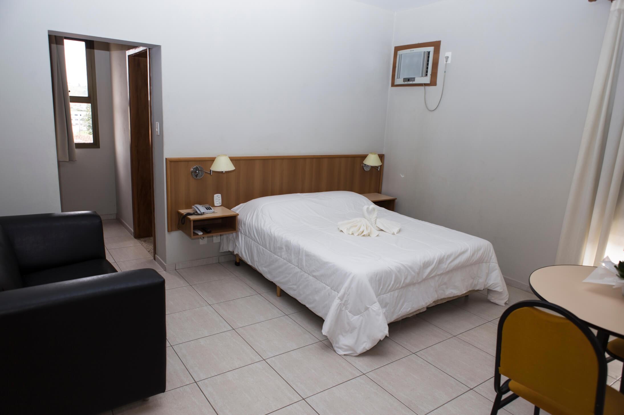 Hotel Ouro Lavras - Super Luxo Hidro